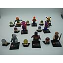 رخيصةأون أقراط-أبطال السوبر تجميع minifigures 8PCS / الطوب الكثير بناء sy258 مجموعات كتلة نموذج لعب للأطفال شين يوان