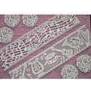 hesapli Fırın Araçları ve Gereçleri-Dört-c pasta malzemeleri pasta dantel silikon kalıp kabartma mat dantel, pişirme ped dantel mat dekorasyon araçları renk pembe