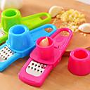 cheap Fruit & Vegetable Tools-Ginger Garlic Press Grinding Grater Planer Slicer Mini Cutter Kitchen Gadgets Tools