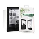 hesapli Tablet Ekran Koruyucuları-Ekran Koruyucu için Kindle PaperWhite 1(1st Generation, 2012 Release) Temperli Cam 1 parça Yüksek Tanımlama (HD)