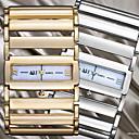 ieftine Ceasuri Damă-ASJ Pentru femei Ceasuri de lux Ceas de Mână ceas de aur Argint / Auriu Gravură scobită Analog femei Atârnat - Argintiu Auriu Un an Durată de Viaţă Baterie / SSUO SR626SW