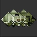 hesapli Duvar Sanatı-Dekoratif Duvar Çıkartmaları - Duvar Stikerları Şekiller Oturma Odası / Yatakodası / Banyo / Çıkarılabilir