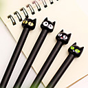 cheap Drawing & Writing Instruments-Pen Pen Gel Pens Pen, Plastic Black Ink Colors For School Supplies Office Supplies Pack of