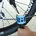 hesapli Spor Destekleri-Zincir Temizleyici Fırça Taşınabilir Eğlence Bisikletçiliği / Sabit Vitesli Bisiklet / Dağ Bisikleti PE Yeşil