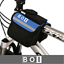 ราคาถูก ไฟจักรยาน-BOI 1.9 L Cell Phone Bag กระเป๋าใส่ที่สำหรับมือจับ กันน้ำ สวมใส่ได้ กันกระแทก Bike Bag เสื้อผ้า 600D Ripstop Bicycle Bag Cycle Bag iPhone X / iPhone XR / iPhone XS ปั่นจักรยาน / จักรยาน / ซิปกันน้ำ