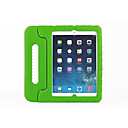 cheap Headsets & Headphones-Case For Apple Shockproof / with Stand Full Body Cases Solid Colored EVA for iPad Air