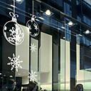 hesapli Ev Dekore Etme-Pencere Filmi ve Çıkartma Dekorasyon Çağdaş Art Deco PVC / winyl Pencere Çıkartması