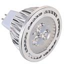 hesapli LED Spot Işıkları-YWXLIGHT® 1pc 4.5 W 450 lm LED Spot Işıkları 3 LED Boncuklar SMD Dekorotif Sıcak Beyaz / Serin Beyaz 85-265 V / 12 V / 1 parça / RoHs