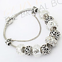 cheap Bracelets-Women's Beads Bracelet Bangles - Fashion Bracelet Silver For Christmas Gifts Daily Casual