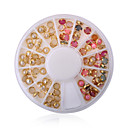 cheap Makeup & Nail Care-lovely punk wedding finger nail jewelry plastic metal 1 6 6 1