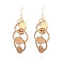 preiswerte Halsketten-Damen Tropfen-Ohrringe Ohrringe Schmuck Silber / Golden Für Party Alltag Normal