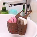 hesapli Saklama Kapları-ev işgal ayarlanabilir toka tipi sarnıç mutfakta çanta raf asılı asılı sepet almak