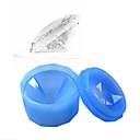 hesapli Fırın Araçları ve Gereçleri-Bakeware araçları Silikon Yaratıcı / Kendin-Yap Buz / Dondurma için Cube Pasta Kalıpları 1pc