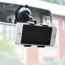 cheap Car Mounts & Holders-ZIQIAO Universal Car 360 Degree Rotation Mount Holder for Samsung / HTC / IPHONE / GPS