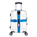 hesapli Seyahat Güvenliği-1 parça Seyahat Bavulu İpi Kodlu Kilit Dayanıklı Ayarlanabilir Bagaj Aksesuarları için Dayanıklı Ayarlanabilir Bagaj Aksesuarları Mor