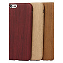 cheap iPhone Cases-Case For Apple iPhone X iPhone 8 iPhone 5 Case Pattern Back Cover Wood Grain Soft TPU for iPhone X iPhone 8 Plus iPhone 8 iPhone 7 Plus