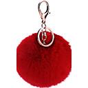 tanie Breloki do kluczy-Łańcuszek do kluczy Czerwony / Różowy / Jasnoniebieski Stop Modny Na Urodziny / Prezent