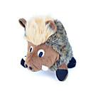 preiswerte Hundespielsachen-Plüsch-Spielzeug quietschen Schwein Schwein Textil Für Katze Hund