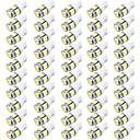 hesapli Araba Sis Lambaları-T10 Araba Ampul 2.5 W SMD 5050 234 lm 5 Dönüş Sinyali Işığı For Uniwersalny