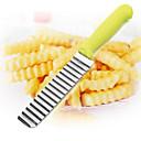 hesapli Meyve ve Sebze Araçları-Mutfak aletleri Paslanmaz Çelik Yaratıcı Mutfak Gadget Kesici ve Dilimleyici Sebze için
