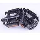 Buy 1Pair Mountain Road Bicycle Pedals Flat Aluminum Alloy Platform Gearwheel Bike Cycling Accessories