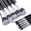 cheap Makeup & Nail Care-10pcs Makeup Brushes Professional Blush Brush Foundation Brush Eyebrow Brush Eyeshadow Brush Concealer Brush Makeup Brush Set Powder Brush Portable / Travel / Eco-friendly Wood