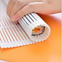 hesapli Ev Dekorasyonu-Plastik Yüksek kalite Pişirme Kaplar İçin Sushi Aracı