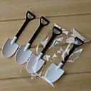 ieftine Machiaj & Îngrijire Unghii-100pcs de unică folosință de înghețată lingura lopata lopata individuale ambalate