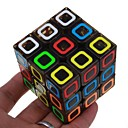 baratos Maquiagem & Produtos para Unhas-Rubik's Cube QI YI Dimension 3*3*3 Cubo Macio de Velocidade Cubos mágicos Cubo Mágico Nível Profissional / Velocidade Dom Clássico Para Meninas