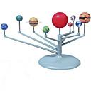 hesapli Bulmaca Oyuncaklar-Güneş Sistemi Boyama Oyuncağı Astronomi Oyuncakları ve Modelleri Eğitici Oyuncak Resim Dokuz Gezegenler Univers Güneş Sistemi Parçalar Genç Erkek Genç Kız Oyuncaklar Hediye
