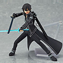 cheap Magnet Toys-Anime Action Figures Inspired by Sword Art Online Saber PVC(PolyVinyl Chloride) 13 cm CM Model Toys Doll Toy