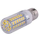 hesapli LED Bi-pin Işıklar-YWXLIGHT® 1pc 15 W 1500 lm E14 / G9 / E26 / E27 LED Mısır Işıklar T 60 LED Boncuklar SMD 5730 Sıcak Beyaz / Serin Beyaz 220 V / 110 V / 1 parça