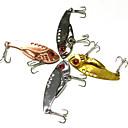 hesapli Balık Zokaları ve Sinekleri-1 pcs Przynęty wędkarskie Sert Balık Yemi / Metal Yem Metal Balık Yemi / Trol ve Bot Balıkçılığı