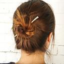 ieftine Bijuterii de Păr-Pentru femei Elegant, Aliaj Agrafe Păr / Bețe de Păr / Bețe de Păr