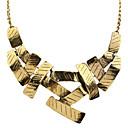 preiswerte Ringe-Damen Statement Ketten - Erklärung, Retro, Modisch Silber, Golden Modische Halsketten Schmuck Für Hochzeit, Party, Alltag