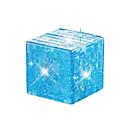 preiswerte Puzzles-Bausteine Magische Würfel 3D - Puzzle Holzpuzzle Kristallpuzzle Heimwerken Krystall ABS Weihnachten Geschenk