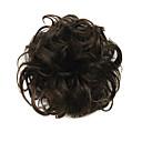 Χαμηλού Κόστους Γάντια Ποδηλασίας-Συνθετικές Περούκες / Σινιόν Σγουρά / Κλασσικά Κούρεμα με φιλάρισμα Συνθετικά μαλλιά Updo Περούκα Γυναικεία Κοντό