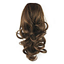 preiswerte Make-up & Nagelpflege-Kordelzug Pferdeschwanz Elasthan Synthetische Haare Haarstück Haar-Verlängerung Locken