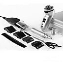 cheap Phone Cables & Adapters-Electric Shaver Stainless Steel PRITECH Ergonomic Design Low Noise Lubricant Dispenser