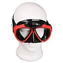 preiswerte LED Flutlichter-Brille / Tauchermasken / Halterung Verstellbar / Wasserfest Zum Action Kamera Gopro 6 / Sport DV / Gopro  5/4/3/3+/2/1 Tauchen PU-Leder /
