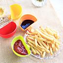 ieftine Perne-Ustensile de bucătărie Plastic Spoon pentru lichide 1 buc