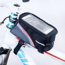 preiswerte Xbox 360 Zubehör-ROSWHEEL Handy-Tasche / Fahrradrahmentasche 5.5 Zoll Touchscreen Radsport für iPhone 8 Plus / 7 Plus / 6S Plus / 6 Plus / iPhone X / Wasserdichter Verschluß
