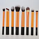 hesapli Makyaj ve Tırnak Bakımı-8pcs Makyaj fırçaları Profesyonel Fırça Setleri Sentetik Saç Orta Fırça / Küçük Fırça