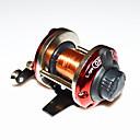 billige Fiskespoler-Fiskesneller Spinne-hjul 5.5 Gear Forhold+6 Kulelager Hånd Orientering Byttbar Generelt fisking - BASIC 2000