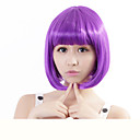 cheap Makeup & Nail Care-Synthetic Wig Straight Bob Haircut Synthetic Hair Wig Women's Capless T-White F6-613# F24-613#