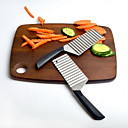 cheap Cooking Tools & Utensils-Kitchen Tools Stainless Steel Novelty Cutter & Slicer Vegetable 1pc