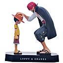 رخيصةأون ألعاب السيارات-عمل أرقام أنيمي مستوحاة من One Piece Monkey D. Luffy PVC CM ألعاب تركيب دمية لعبة رجالي