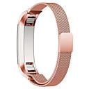 halpa Kellonrannekkeet Fitbit-Watch Band varten Fitbit Alta Fitbit Milanolainen Ruostumaton teräs Rannehihna