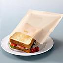 hesapli Pişirme Aletleri ve Kap-Kacaklar-ızgara sandviçler mutfak pişirme yapışmaz gıda torbaları için yeniden tost çanta
