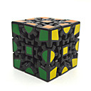 hesapli Sihirli Küp-Rubik küp Dişli 3*3*3 Pürüzsüz Hız Küp Sihirli Küpler bulmaca küp profesyonel Seviye Hız Klasik & Zamansız Çocuklar için Yetişkin Oyuncaklar Genç Erkek Genç Kız Hediye